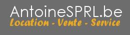 Antoine sprl Logo